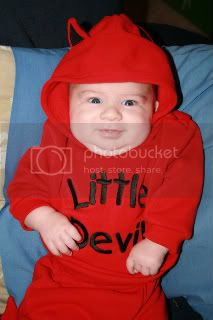 My little Devil!!
